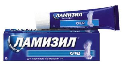 Свойства препарата «Ламизил»