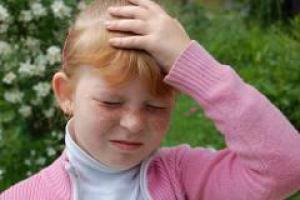 У девочек чаще болит голова после сотрясения мозга