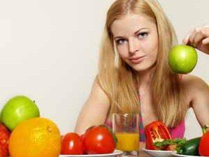 Правила питания для здоровья сосудов