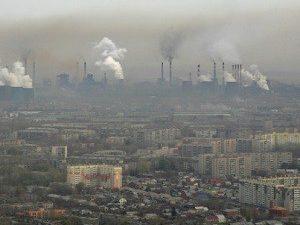 Загрязнение окружающей среды вызывает инсульт