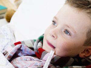 Что делать, чтобы снизить температуру у малыша