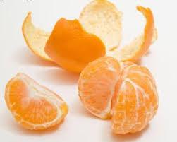 От атеросклероза помогут мандарины