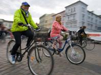 Езда на велосипеде защищает от инфаркта и других проблем со здоровьем