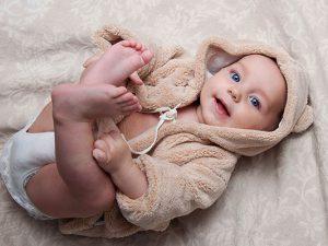 Надежный уход за кожей ребенка