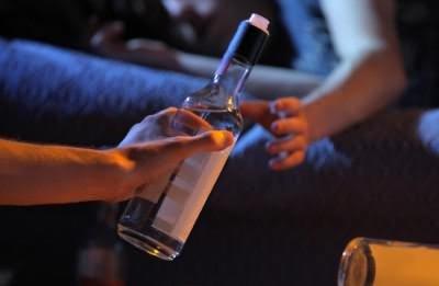 Насущная проблема сегодняшнего дня — это алкоголизм