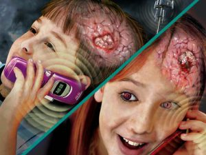 Мобильник «поджаривает» человеческий мозг