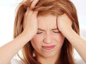 Постоянные головные боли могут свидетельствовать об опухоли мозга
