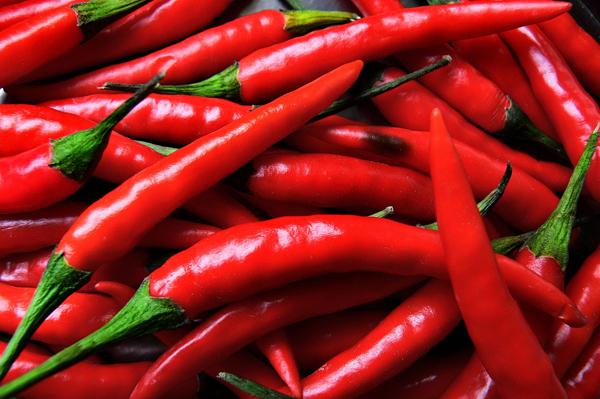 Перец чили – средство от мигрени