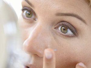 Контактные линзы будут измерять уровень сахара в крови