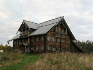 Памятники архитектуры русского Севера