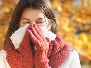 Осенний насморк: как его лечить?