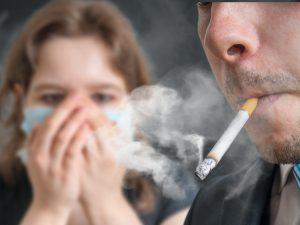 Пассивное курение нарушает познавательные функции и приводит к слабоумию