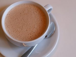 Шоколадный напиток помогает работе мозга