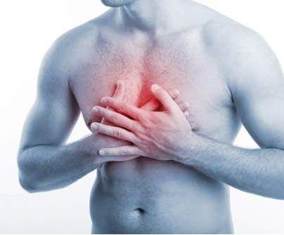 Боль в груди — это не обязательно сердце