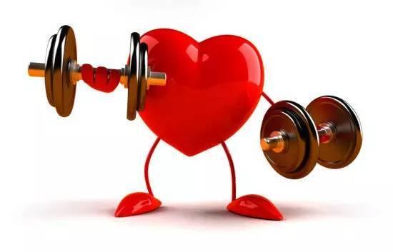 Упражнение для поддержания сердца