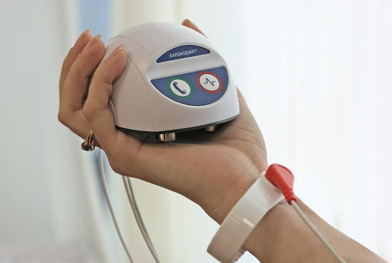 Описание домашнего кардиографа