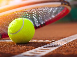 Совмести теннис с фитнесом!
