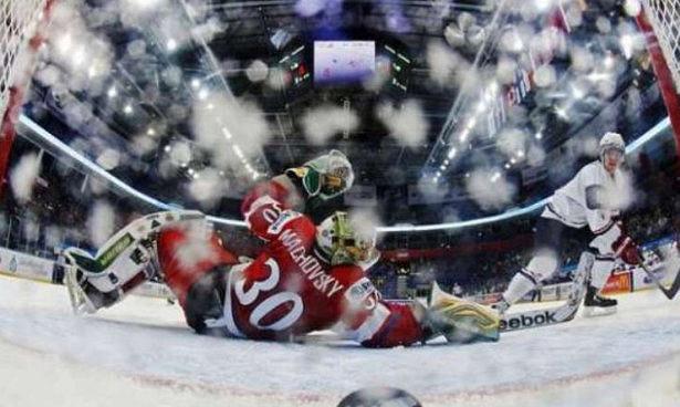 Просмотр хоккея по телевизору нагружает сердце не слабее марафона