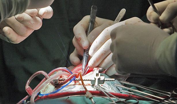 В Мытищах провели уникальную операцию на сердце