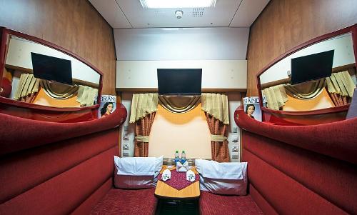 Поезд роскоши, или когда не хочешь, чтобы путешествие завершалось
