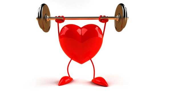 Укрепите ваше сердце
