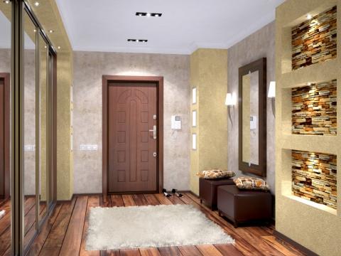 Надежная защита вашего жилья – металлическая дверь