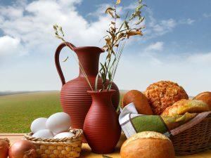 Деревенские продукты