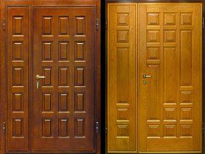 Концепция выбора дверных полотен
