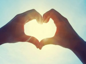 Щедрые люди слушают свое сердце