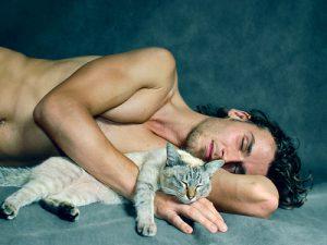 Кошки снижают давление и продлевают жизнь мужчинам