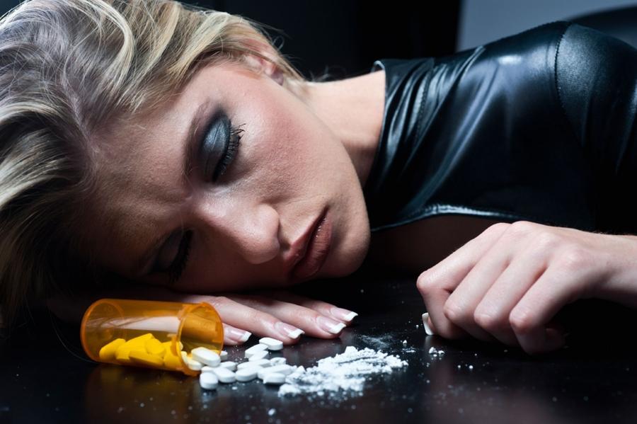 Наркомания и социум