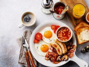 Завтрак снижает риск развития диабета и болезней сердца