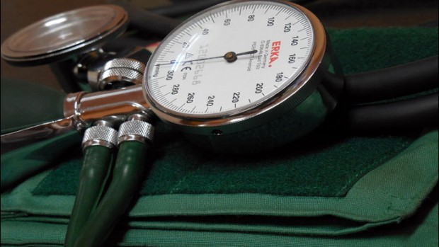 Высокое кровяное давление у подростков может повредить сердце