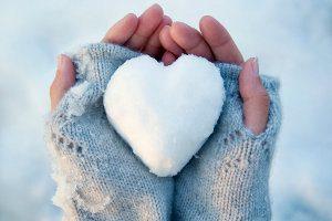Зимняя погода опасна для здоровья сердца