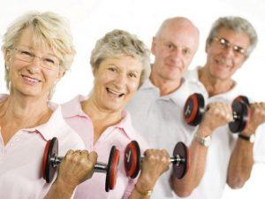 Фитнес не только защищает, но и омолаживает сердца пожилых людей