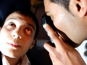 Молодым диабетикам грозит развитие катаракты