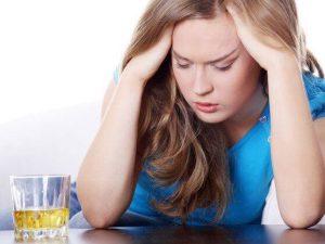 Проблемы женского алкоголизма