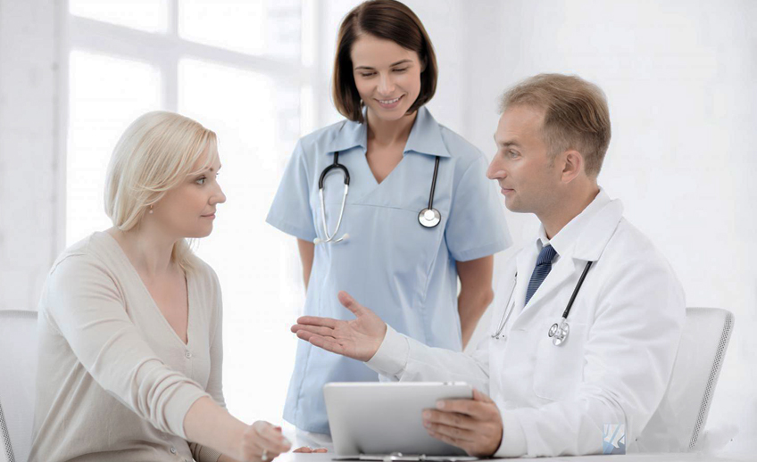 Предварительный медицинский осмотр в ООО « Медицинский центр НГМА»