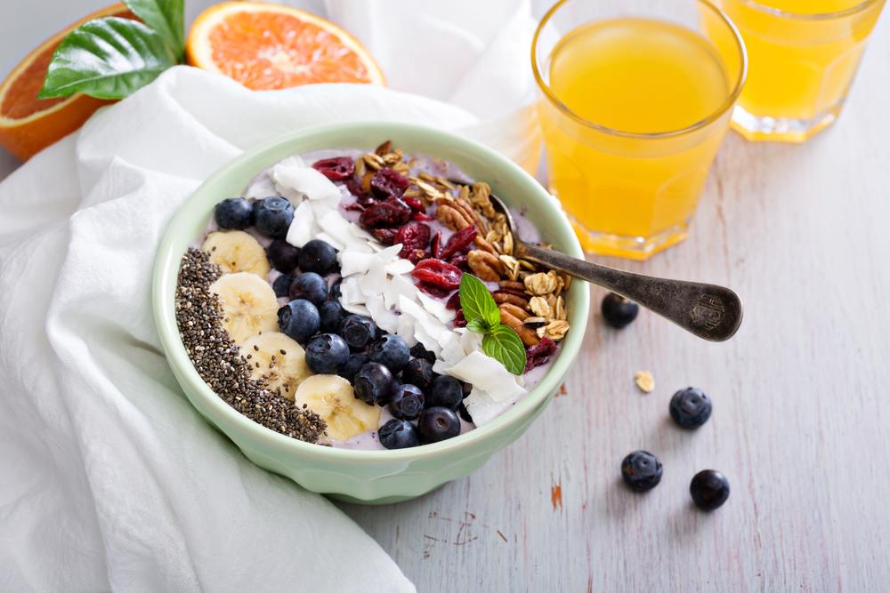 Каким должен быть полезный завтрак?