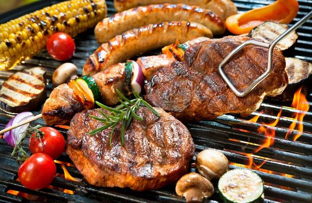 Жареная еда повышает давление