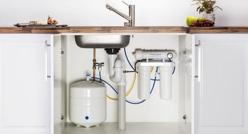 Фильтр для воды под мойку: 5 аргументов в пользу покупки
