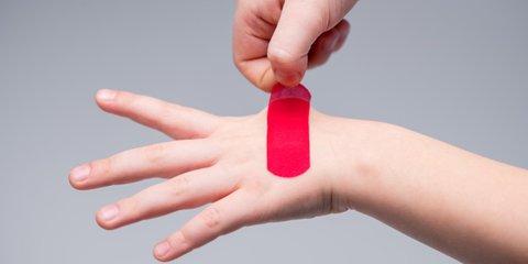 Уровень глюкозы можно будет измерить пластырем