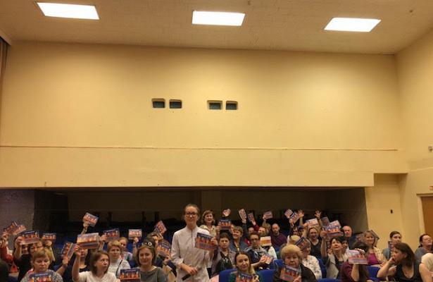 В гимназии имени Н. М. Карамзина рассказали о профилактике инфарктов и инсультов