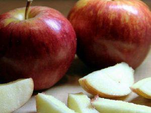 Яблоки действуют как лекарство от атеросклероза