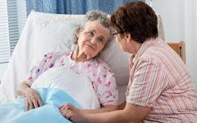 Особенности ухода за лежачими больными