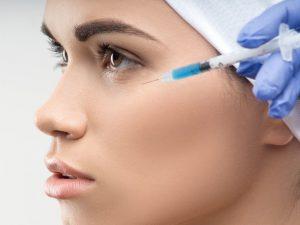 Омоложение зоны вокруг глаз: биоревитализация и ее особенности