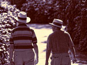 Ходьба и аэробика помогут предотвратить деменцию