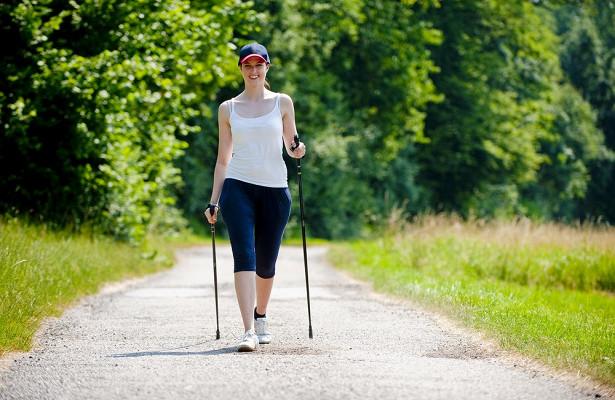 Рассчитана скорость полезной для сердца ходьбы