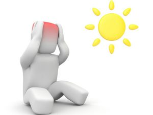 Семь признаков теплового удара