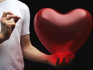 От чего может быть разрыв сердца даже у здорового человека